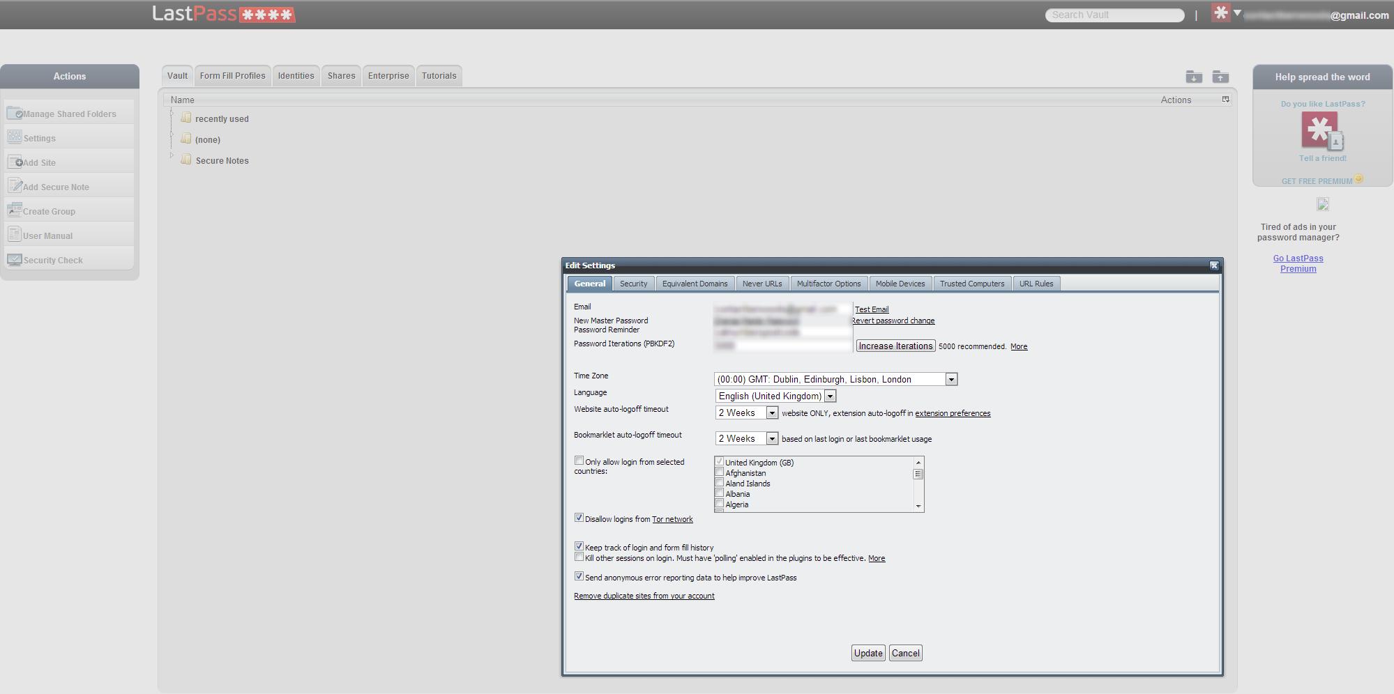 LastPass for Desktop