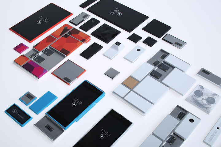 Motorola's modular Ara smartphone just might become a reality thanks to parts deal with 3D Systems ...