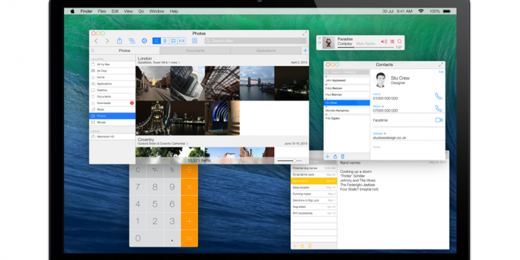 OS X 2 730x365 With OS X Mavericks around the corner, here are 10 awesome OS X design concepts you have to see