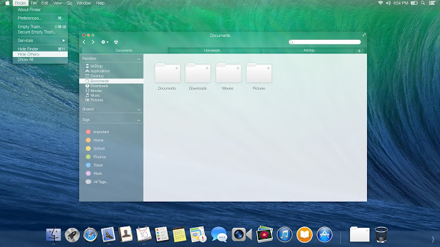 OS X 4 With OS X Mavericks around the corner, here are 10 awesome OS X design concepts you have to see