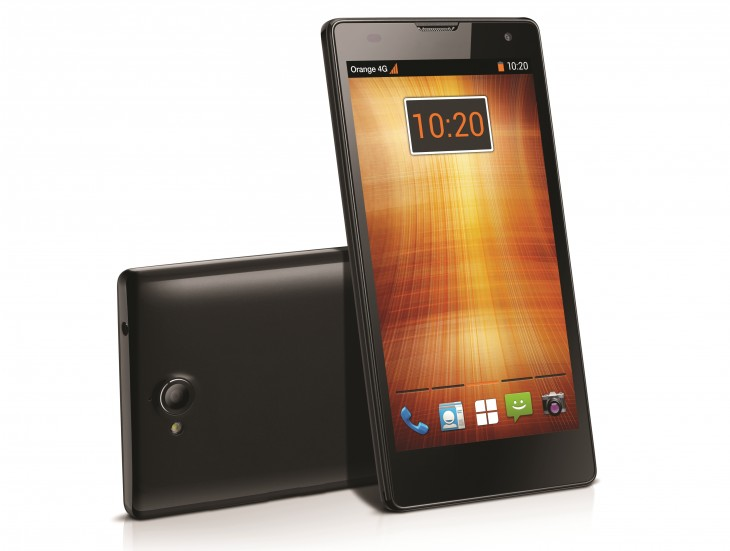 Orange Yumo rs 730x551 Orange aims 4G Android powered Yumo and low cost Hiro at Europe, but UK residents need not apply