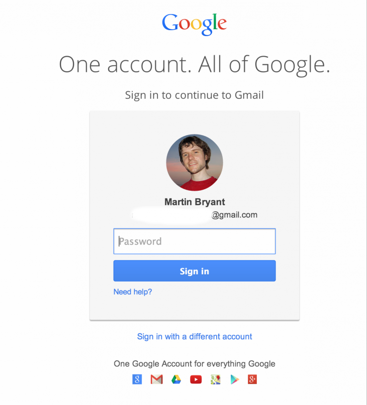 Gmail gets refreshed log in page screen shot 2013 10 19 at 191035 reheart Gallery