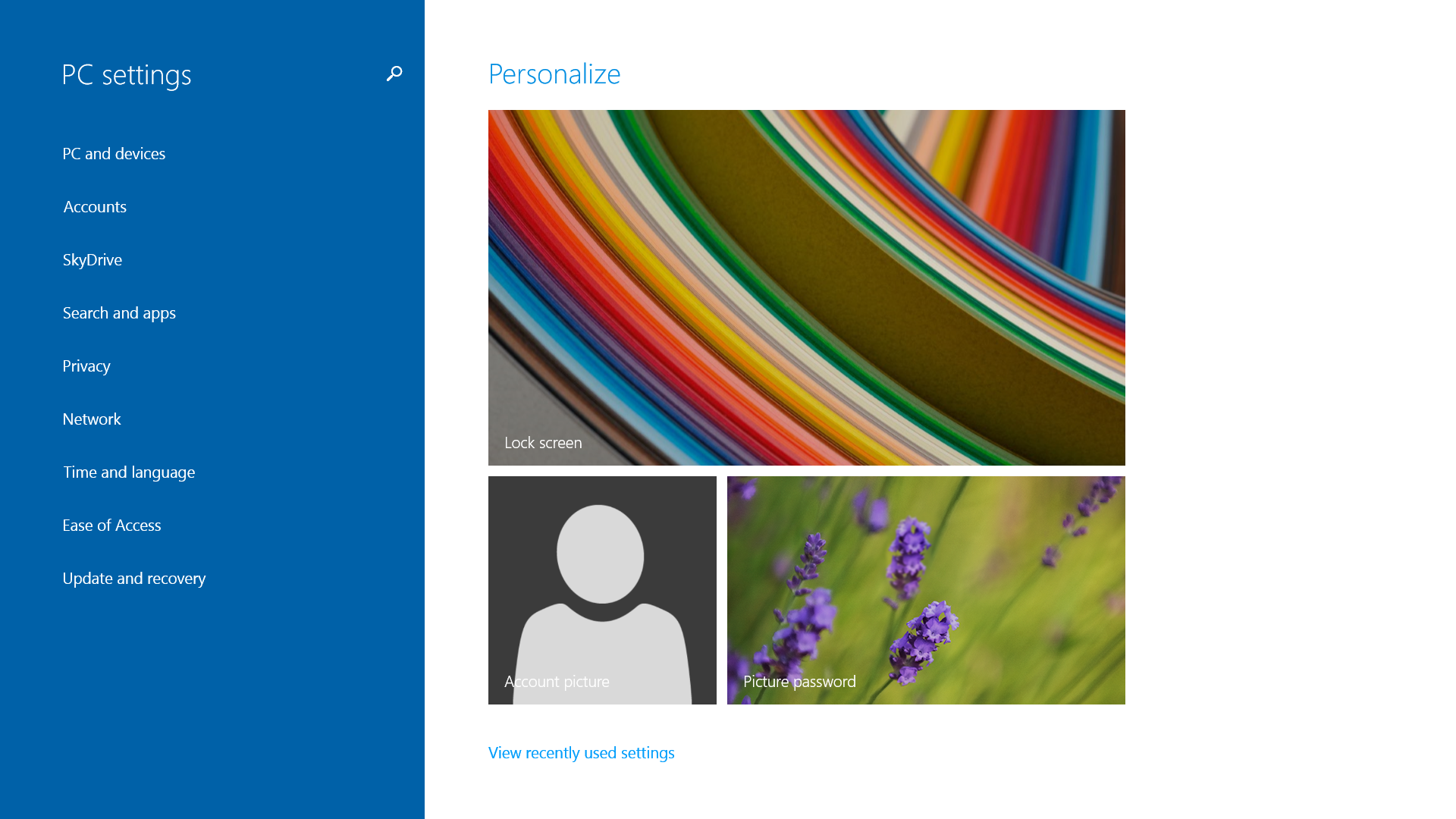 Screenshot 1 Microsoft Windows 8.1 review: A more customizable, coherent experience with a nod to desktop diehards