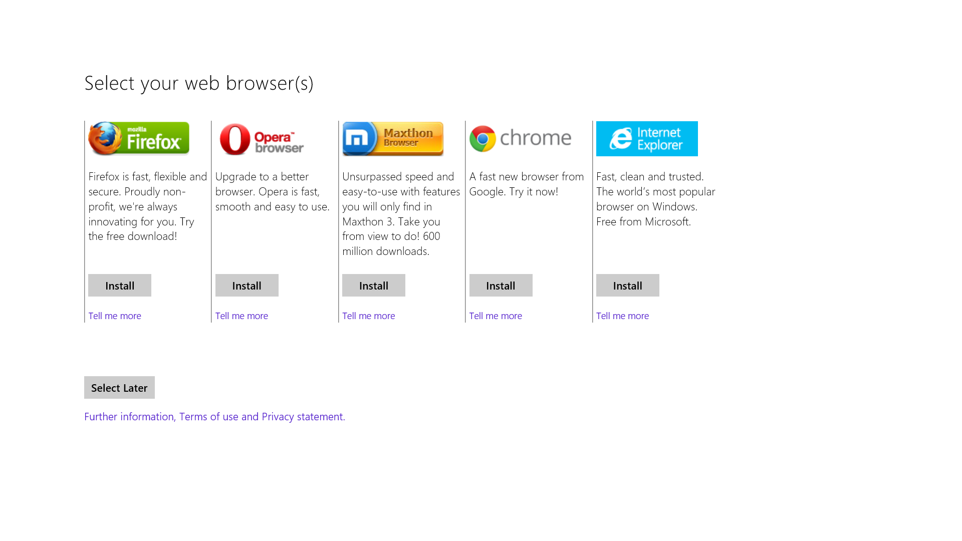 Screenshot 16 Microsoft Windows 8.1 review: A more customizable, coherent experience with a nod to desktop diehards