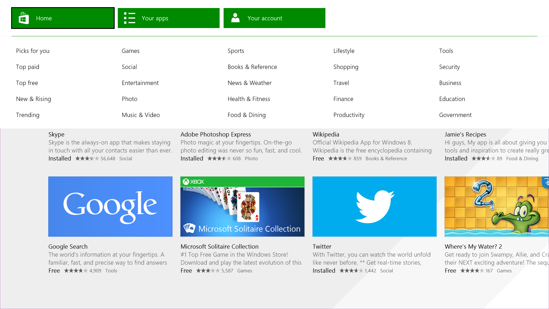 Screenshot 22 Microsoft Windows 8.1 review: A more customizable, coherent experience with a nod to desktop diehards