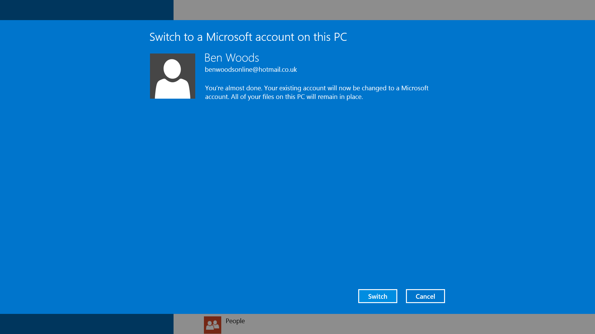 Screenshot 4 Microsoft Windows 8.1 review: A more customizable, coherent experience with a nod to desktop diehards
