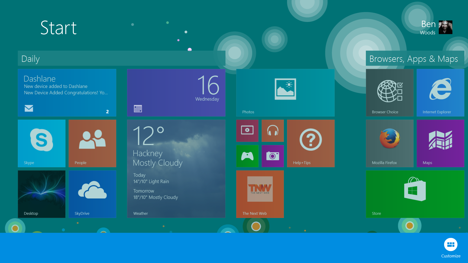 Screenshot 48 Microsoft Windows 8.1 review: A more customizable, coherent experience with a nod to desktop diehards