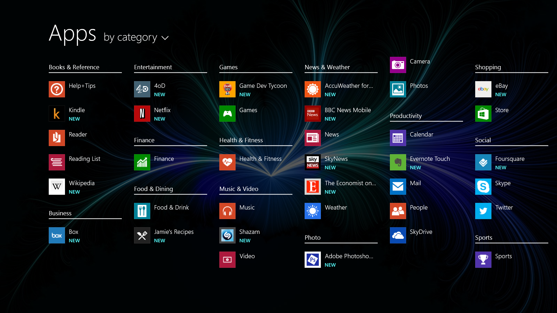 Screenshot 55 Microsoft Windows 8.1 review: A more customizable, coherent experience with a nod to desktop diehards
