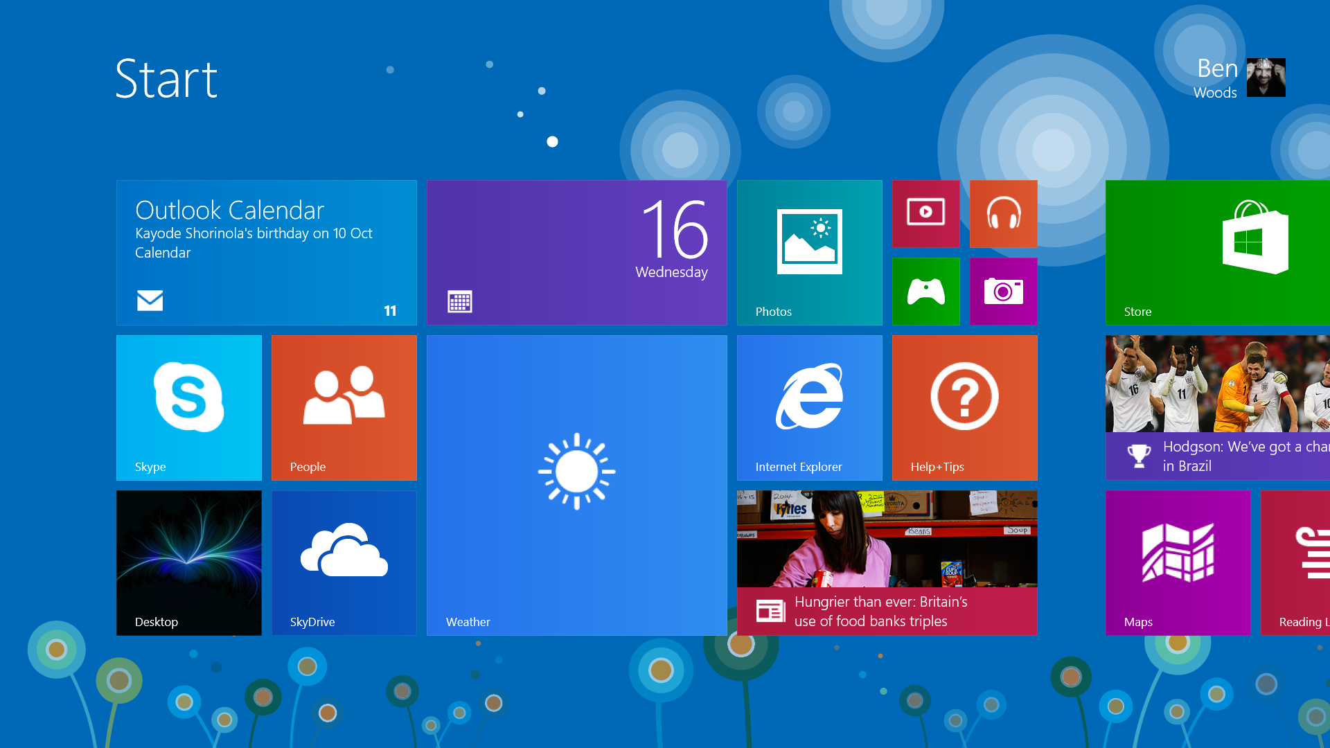 Screenshot 7 Microsoft Windows 8.1 review: A more customizable, coherent experience with a nod to desktop diehards