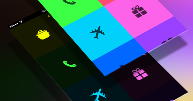 Tick for iPhone is an ambience-aware to-do list app that lets you choose your own colors