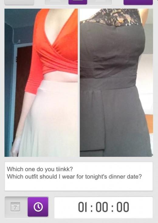 Tiinkk outfit