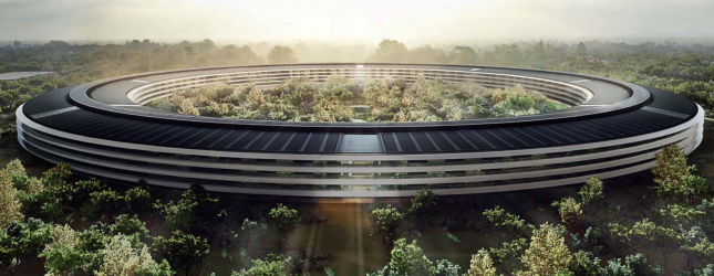 Apple gets the go-ahead to build its huge new 'spaceship' campus