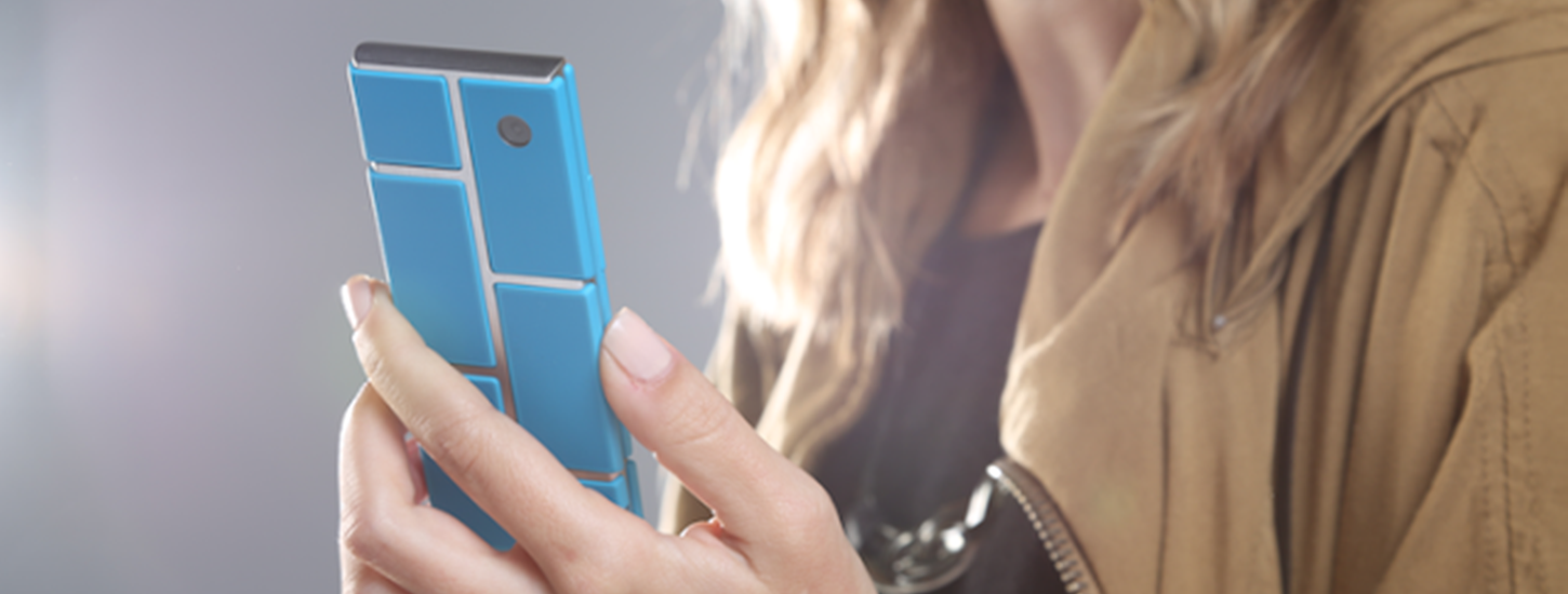 Motorola announces Ara, an open hardware project to create customizable smartphones