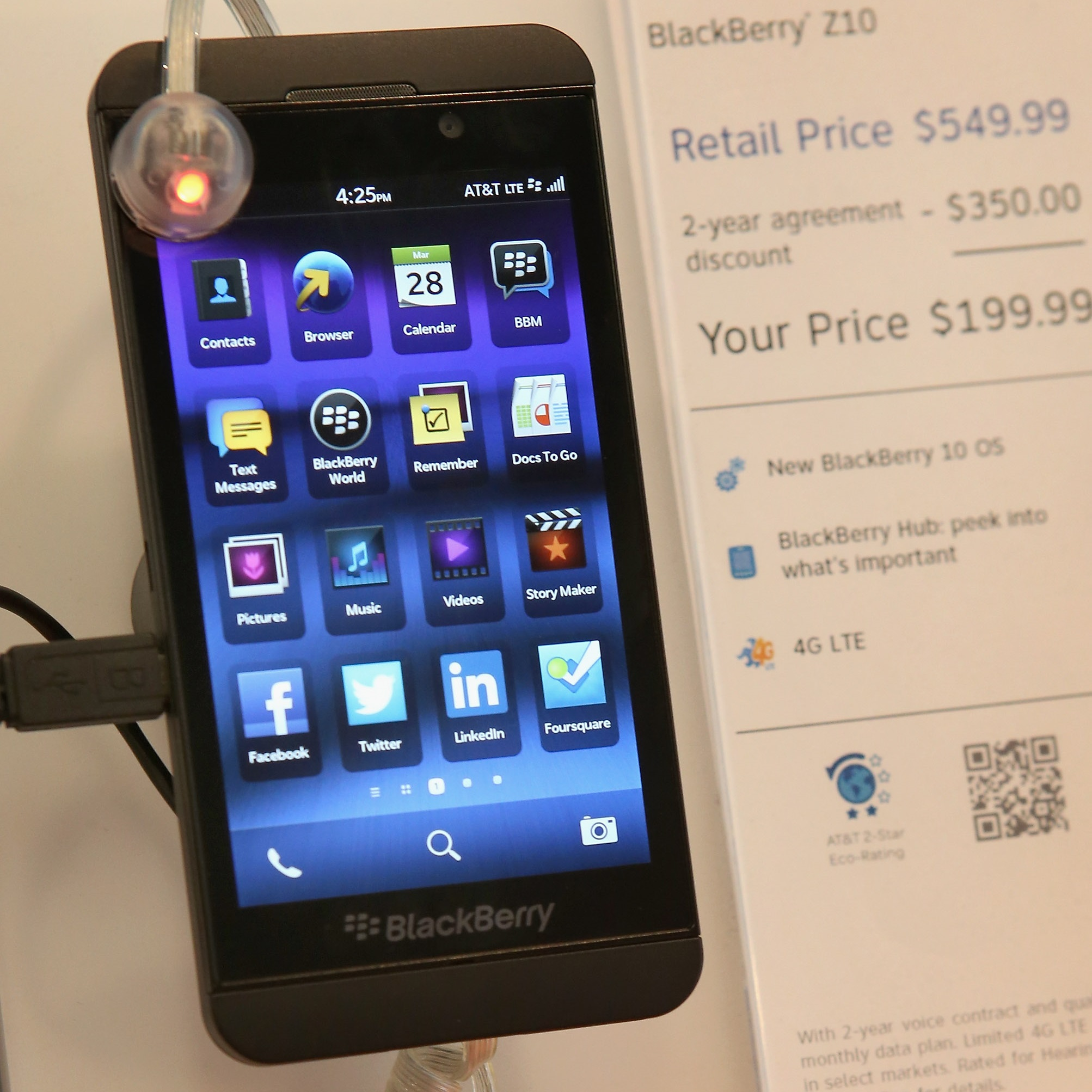BlackBerry Gains NATO Security Approval