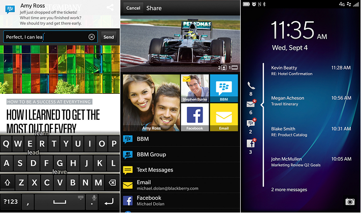 bb 102 BlackBerry 10.2 starts rolling out with instant previews, smarter keyboard, lock screen notifications, and more
