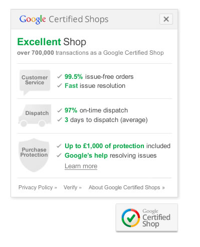 Google extends Certified Shops scheme to the UK, providing up to £1,000 protection on purchases