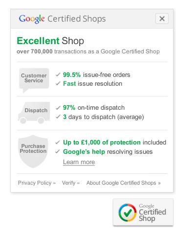 certified shops