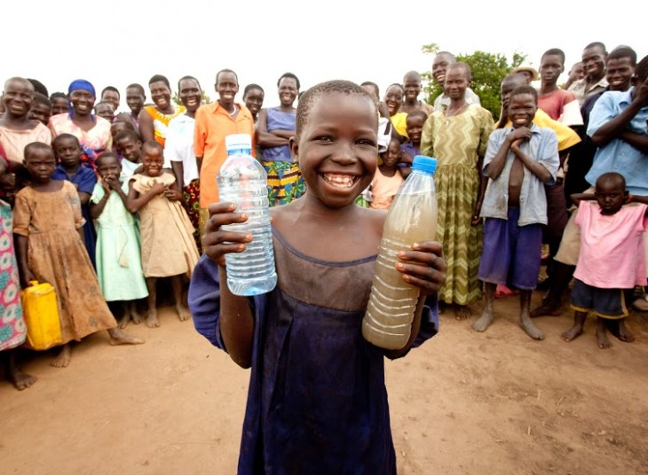 charitywaterbeneficiaries 730x536 Google launches initiative to help nonprofits with Glass, starts by giving devices to five organizations