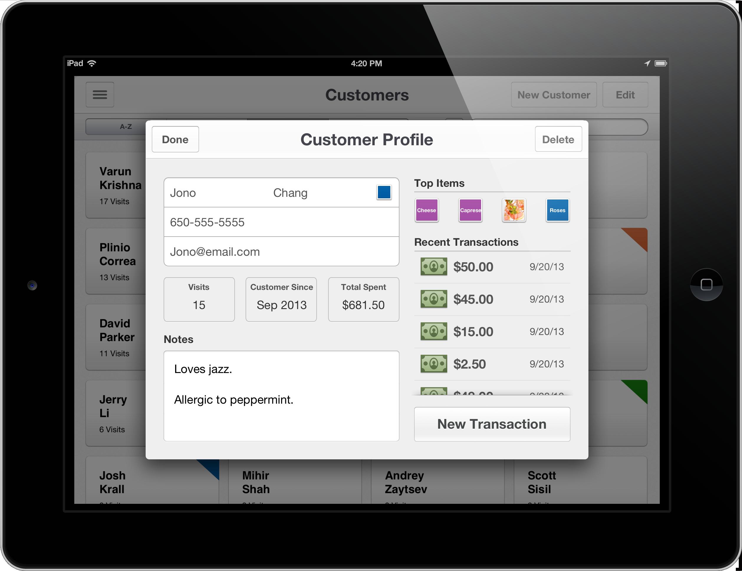 customer-profiles-open-card-with-iPad