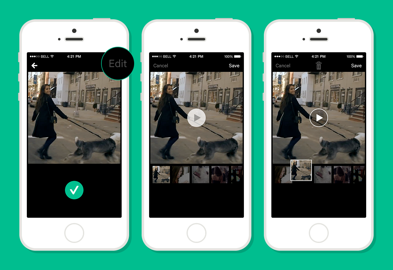 editing Vine for Android and iOS gets ability to edit videos and save multiple drafts