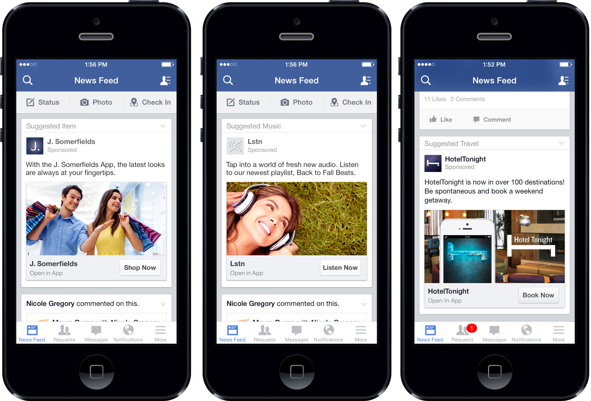 Facebook Updates Mobile App Install Ads To Drive Engagement