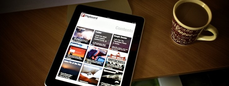 Flipboard lands Time Inc deal to bring Time, Fortune, People and InStyle to its social reader app