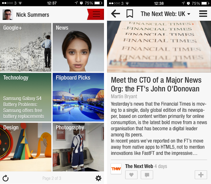 10 Best iPhone News and News Reader Apps