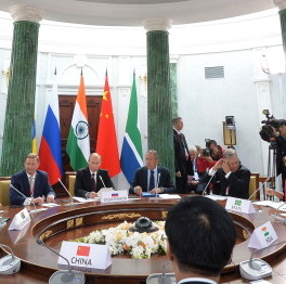 G20 Leaders Meet In St. Petersburg For The Summit