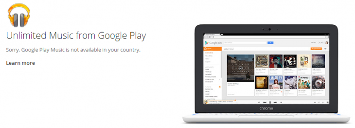 google play music chrome 730x263 Google offers new Chromebook owners 60 days of Play Music All Access for free