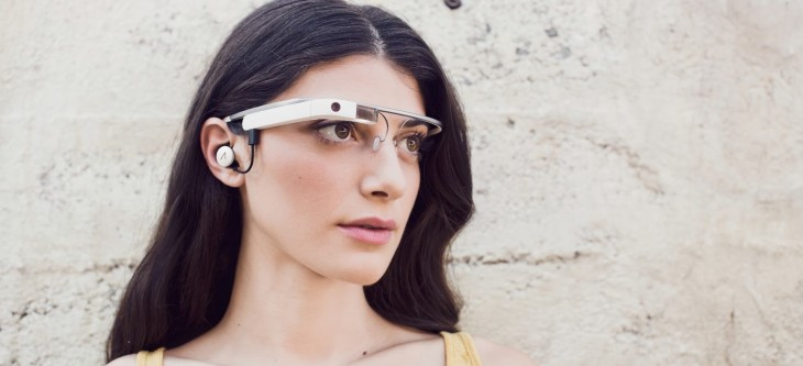 This is what the new Google Glass looks like [Photos]