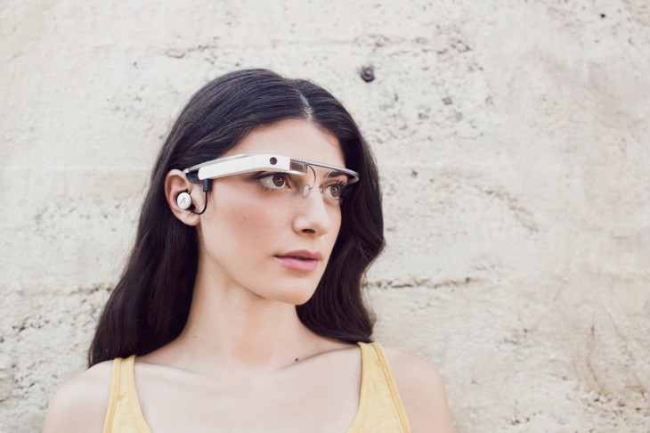 Google Glass firmware update adds screen lock, YouTube uploading and wink to take a photo