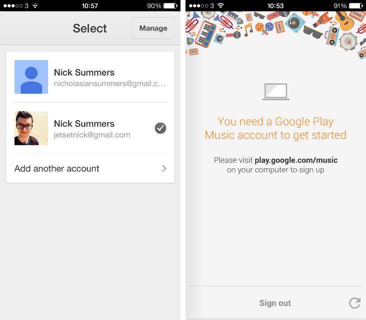 gplusmusic1 An in depth guide to Google Play Music All Access