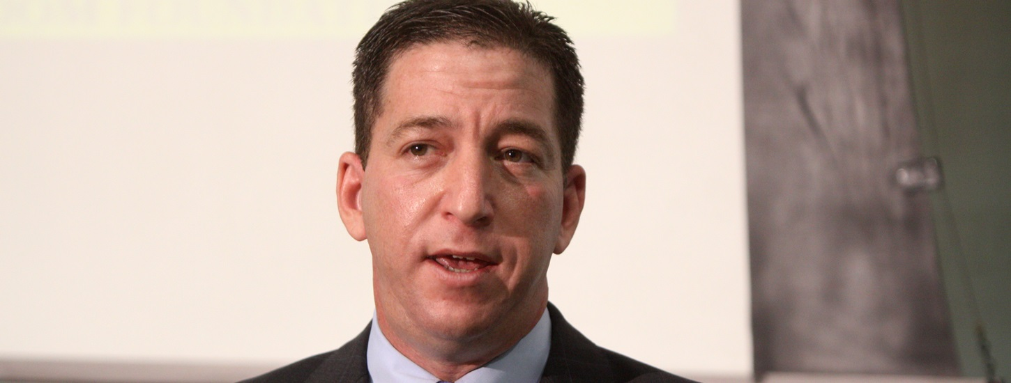 Green Greenwald to Host Reddit Q&A on NSA Spying