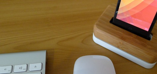 grovedock2 520x245 Grove Dock review: A beautiful, but expensive stand for your iPhone made from bamboo and solid steel