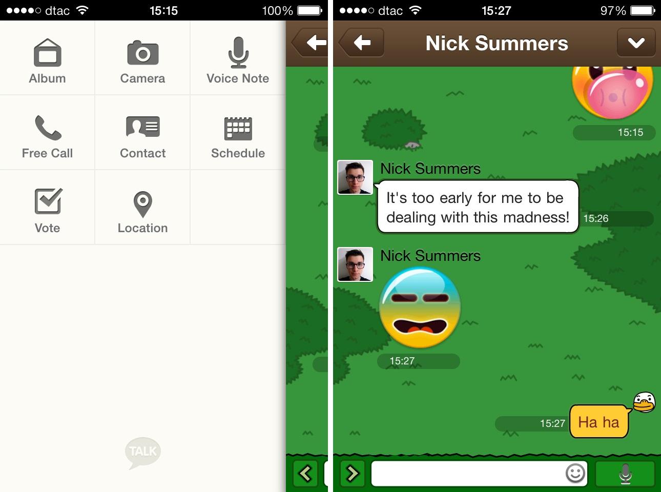best chatting app