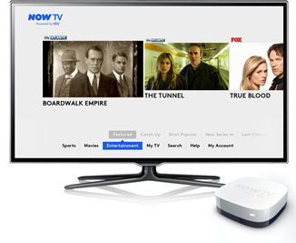 now tv 2 Skys Now TV service now offers access to 10 entertainment channels for £4.99 per month