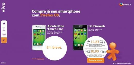 Vivo Firefox OS