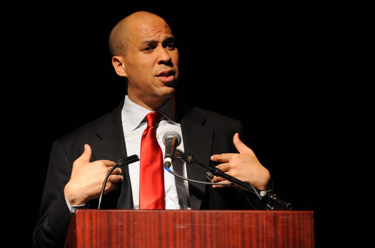 Newark mayor Cory Booker's online video startup, Waywire, reportedly sells to Magnify
