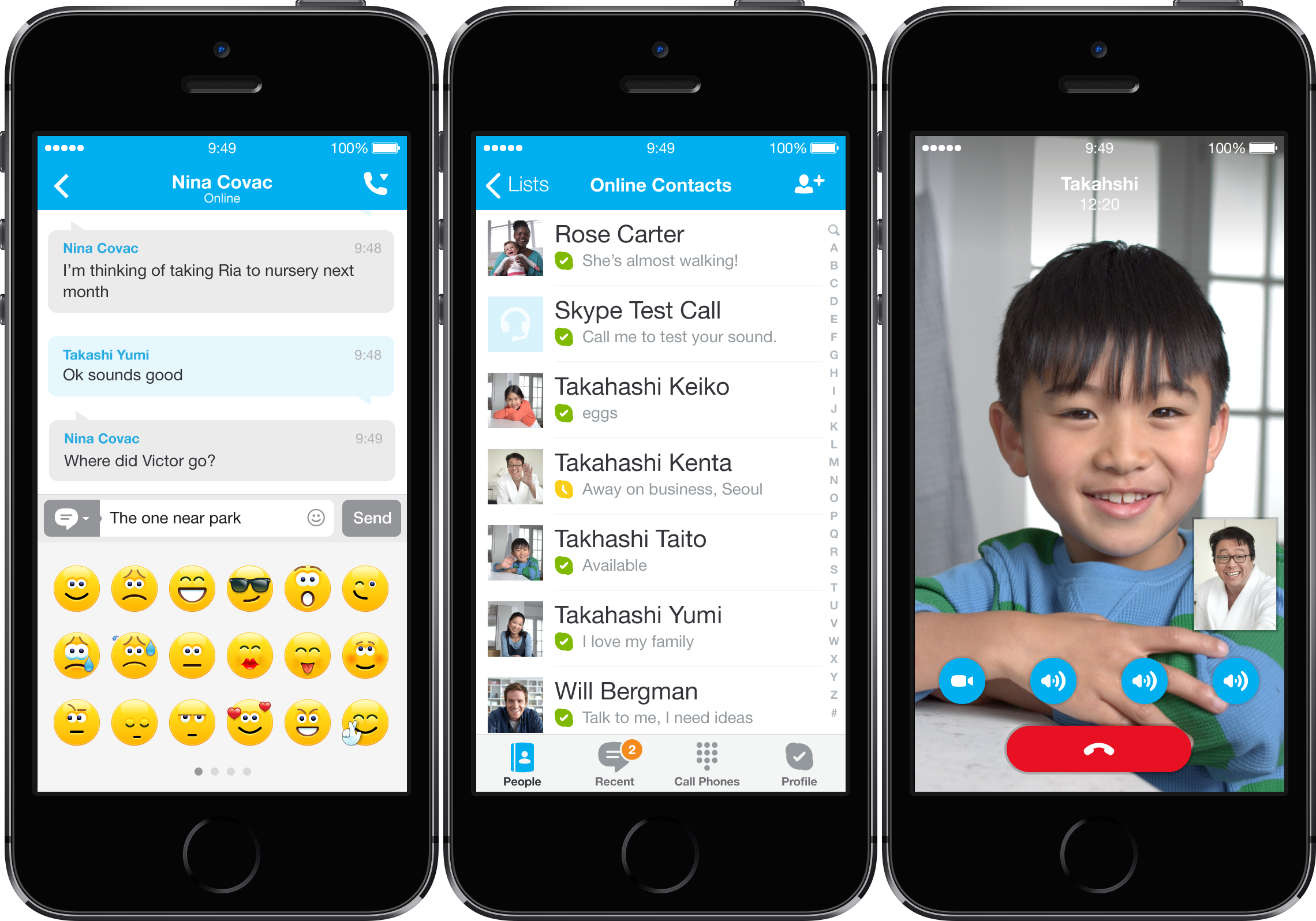 skype improvement As of 2013, half of all skype sessions last more than 30 minutes and half of  skype users use the program at least twice a week, according to skype owner.