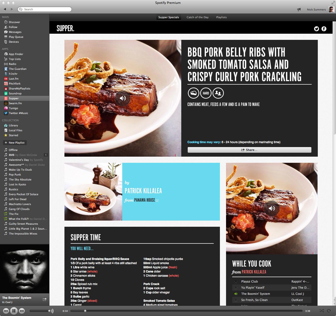 Tasty App | LinkedIn