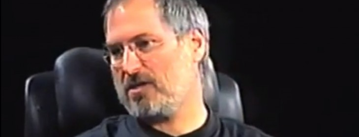 Hear Steve Jobs convincingly dismiss tablets 10 years ago