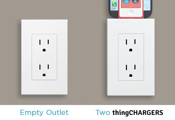 Thingcharger Is A Clutter Free Charger For Multiple Devices