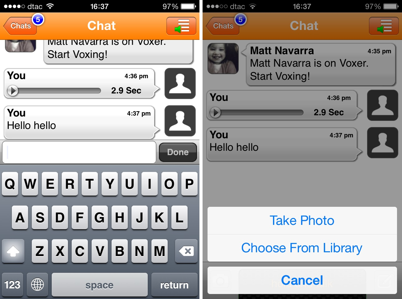 good chat room apps