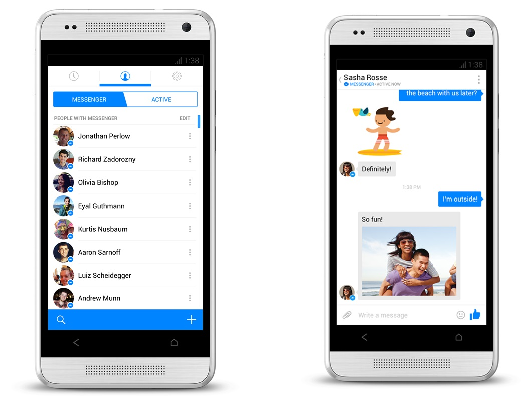 download msn messenger for android phone