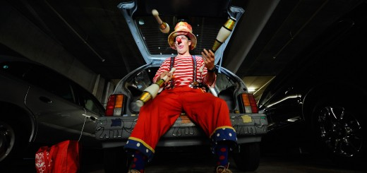 Annual Clown Convention Celebrates Serious Clown Skills