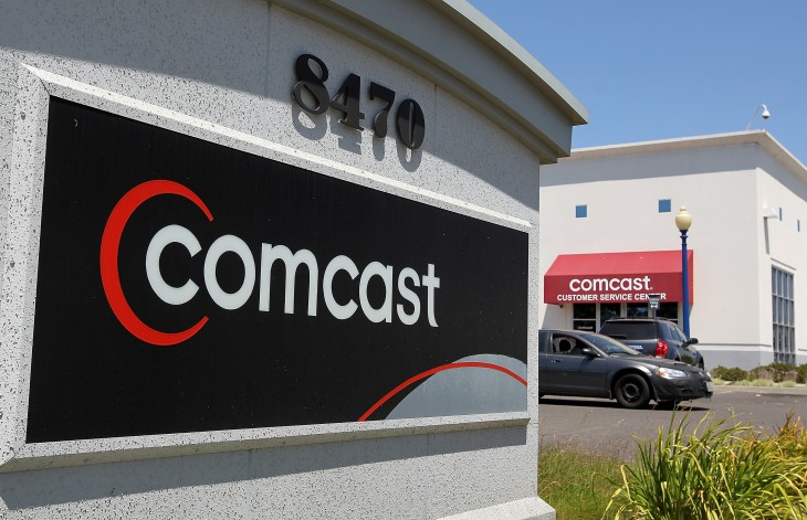 Comcast executives confirm company's desire to purchase spectrum at auction