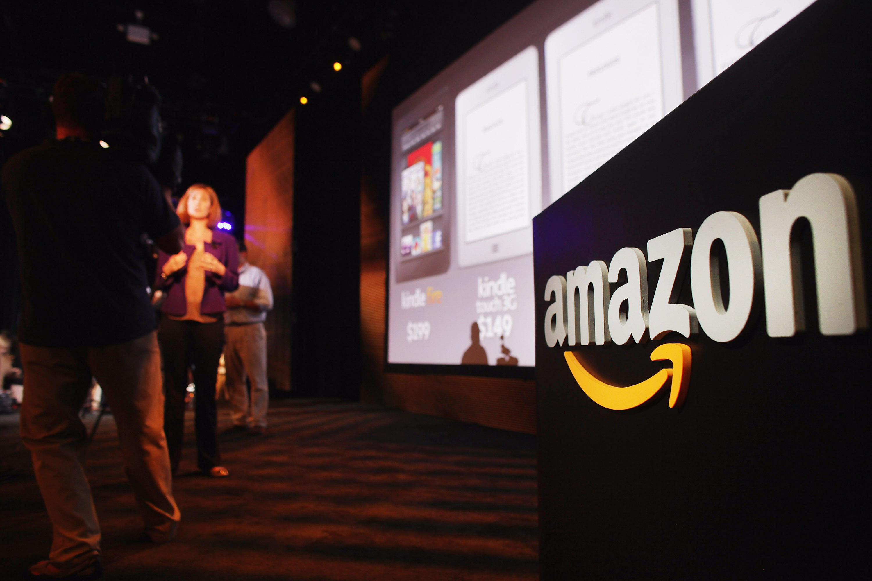 Amazon Launches Its Kindle Fire HDX Tablets In China