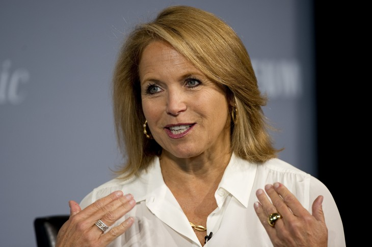 Katie Couric will join Yahoo's news operations as Global Anchor in early 2014