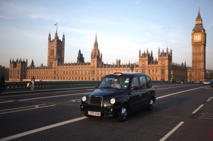 Uber extends weird offer of friendship to end feud with London's black cab drivers