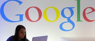 Google Holds News Conference